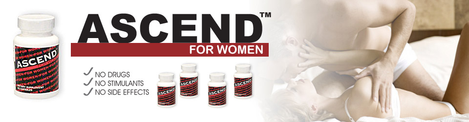 Ascend Female sexual enhancement